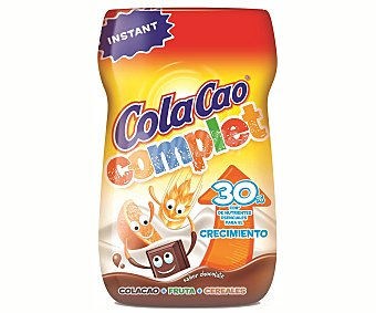 Cola Cao Cola Cao Complet, 5 Cereales y Fruta 675g