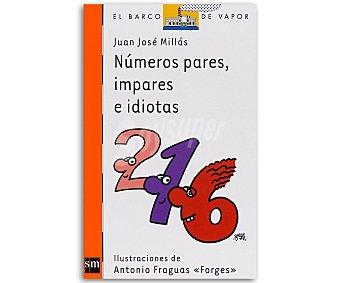 INFANTIL Números pares, impares..