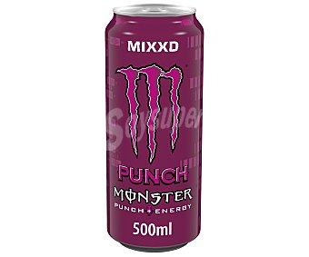 Monster Energy Bebida energética punch Lata 50 cl