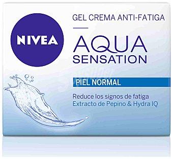 Nivea Visage Crema Revitalizante Aqua Sensation Tarro 50 ml