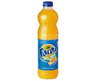Fanta Refresco de naranja sin gas Botella 1,5 litros