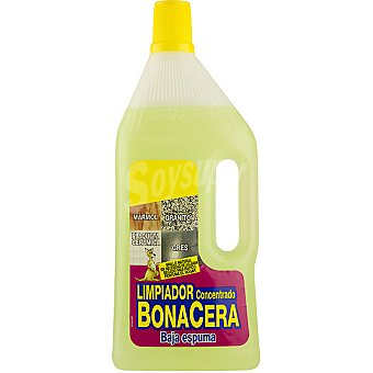 Bonacera Limpiador multiusos concentrado Botella 1 l