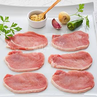 RAL D'AVINYO Lomo fresco extra de cerdo Al peso 1 kg