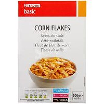 Eroski Basic Corn Flakes Caja 500 g