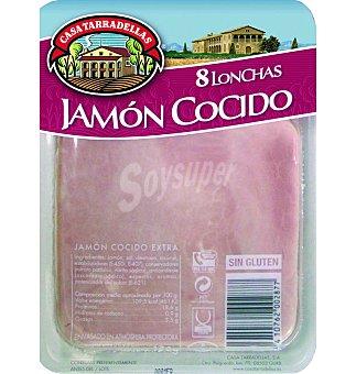 Casa Tarradellas Jamón cocido 5 lonchas 150g