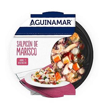 Angulas Aguinaga Salpicón de marisco Bandeja 250 g