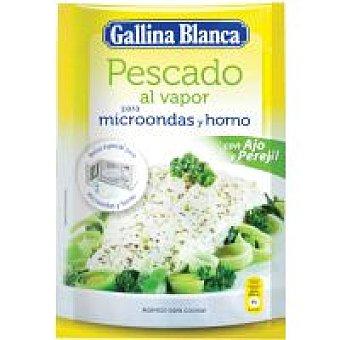 Gallina Blanca Aderezo de pescado para microondas Sobre 20 g