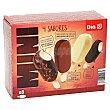 helado mini bombon caja 8 uds (400 ml) DIA