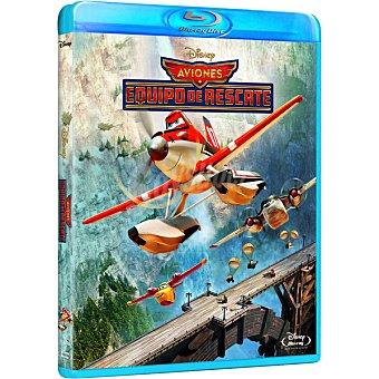 Aviones: Equipo De Rescate Blu-Ray
