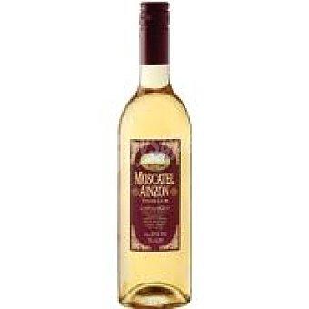 Ainzon Vino Moscatel Botella 75 cl