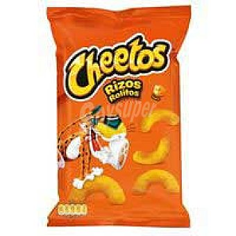 Matutano Cheetos rizos Aperitivo de maíz horneado con sabor a queso 100 g