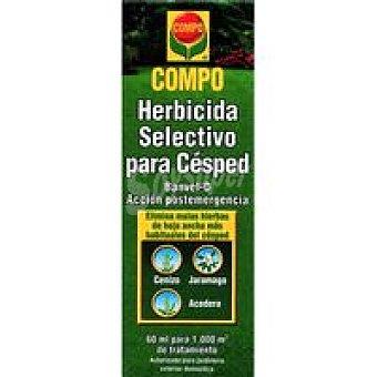 Compo Herbicida para cesped Caja 60 ml