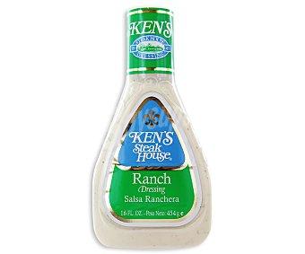 Ken's Salsa ranchera Envase 454 ml