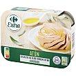 Atún en aceite de oliva virgen extra ecológico Pack de 6 latas de 52 g Carrefour