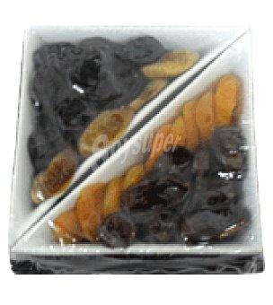 Triangulo (higo, ciruela, albaricoque y dátil) Bandeja de 330 g