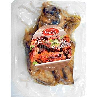 FRICHEF Alitas asadas de pollo calentar y listo Envase 300 g