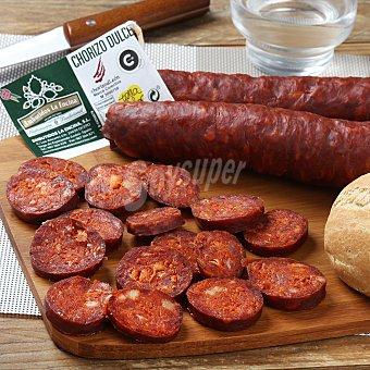 """La Encina Chorizo extra dulce de """"El Bierzo"""" 400.0 g."""