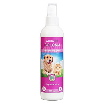 Krislin Colonia perros y gatos (fragancia talco) Botella 250 ml