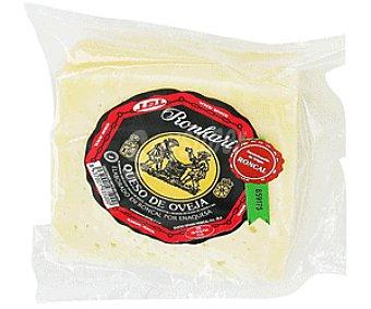 Tgt Queso de oveja con denominación de origen Roncal 275 gramos