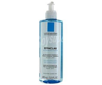 La Roche-Posay Gel limpiador purificante pieles grasas y sensibles sin jabón pH 5.5 400 mililitros