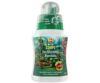 Compo Fertilizante para bonsais Botella 250 ml