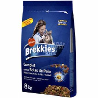 Brekkies Affinity Complet bolsas de pelo 8 kg