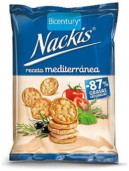 Bicentury Sarialís Tortitas de maíz receta mediterránea Nackis 70 g