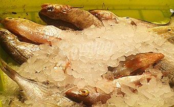 PESCANOAH Pescado variado fresco para fritura (besugo, sargo, salema, breca, ... segun pesca) A granel mínimo 250 g (peso aprox. unidad)