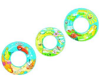 SNC Flotador infantil de 51 centímetros y recomendado para niños de 3 a 6 años 1 unidad