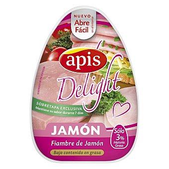 Apis Jamón de cerdo cocido Lata 220 g