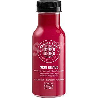 BEAUTY & GO Bebida anti-edad para la piel con Macro-Antioxidantes botella 25 cl Botella de 25 cl