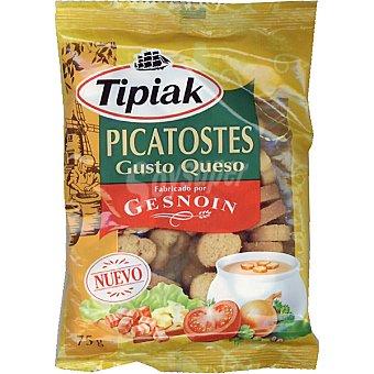 Gesnoin Picatostes sabor queso Bolsa 75 g