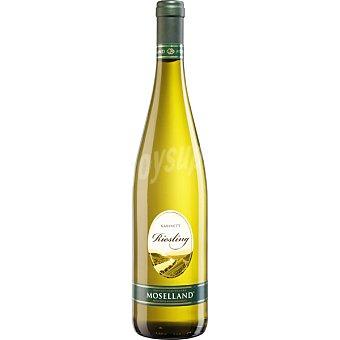 KABINETT Vino blanco riesling Mosselland Alemania  botella 75 cl
