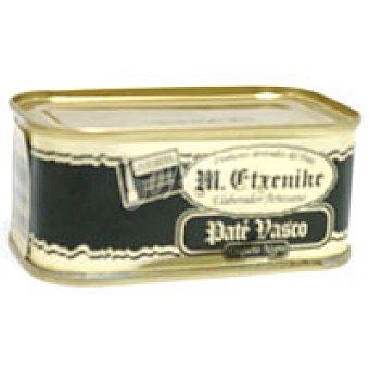 ETXENIKE Etiqueta Negra Paté vasco Lata 200 g