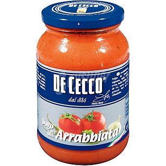 De Cecco Salsa arrabiata Frasco 200 g