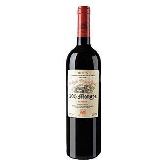 200 Monges Vino D.O. Rioja tinto reserva 75 cl