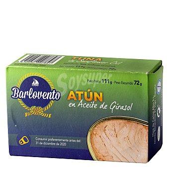 Barlovento Atún en aceite de girasol 72 g