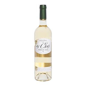 AS CHAS Vino blanco D.O. Valdeorras Godello 75 cl