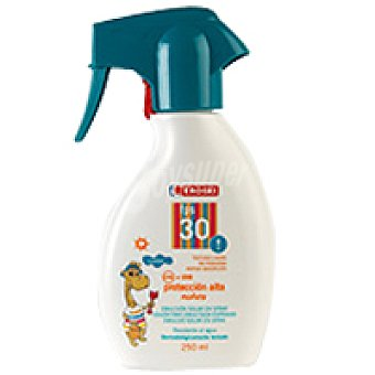 Eroski Leche solar niños F30 Spray 200 ml