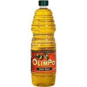 Olimpo Aceite de oliva suave Botella 1 litro