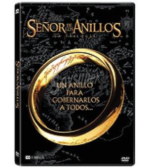 TRILOGIA Señor de los anillo dvd
