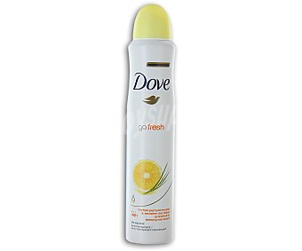 Dove Desodorante limón Spray 200 ml