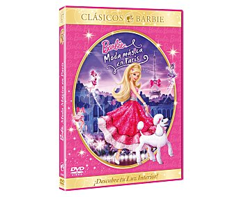Ceys Barbie Moda Mágica en...