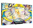 Pack Pikachu & Eevee GX Collection para juego de cartas, pokemon.  Pokemon