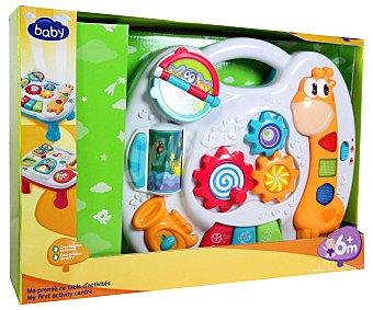 BABY Tablero de Aprendizaje Multiactividad con Sonidos y Colores 1 Unidad