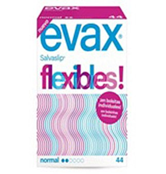Evax Protector salvaslip flexible normal 44 unidades