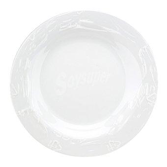Carrefour Discount 6 platos de postre 6u
