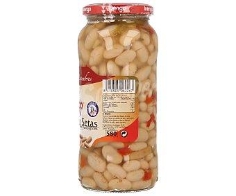Luengo Alubias con setas 400 gramos