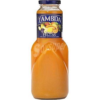 Lambda Nectar de coctel de frutas botella 1 l Botella 1 l