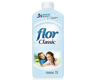 Flor Suavizante azul classic Botella 2 lt